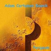 Adam Certamen Bownik - Perigeum CD (album) cover