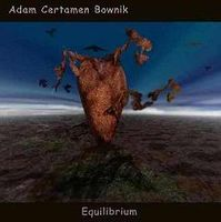 Adam Certamen Bownik - Equilibrium CD (album) cover