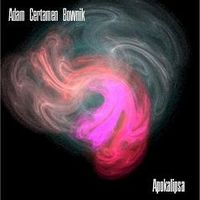 Adam Certamen Bownik - Apokalipsa CD (album) cover