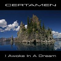 Adam Certamen Bownik - I Awoke In A Dream CD (album) cover