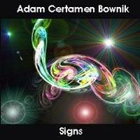 Adam Certamen Bownik - Signs CD (album) cover