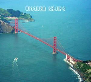 Wooden Shjips - West CD (album) cover