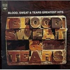 Blood Sweat & Tears - Greatest Hits CD (album) cover