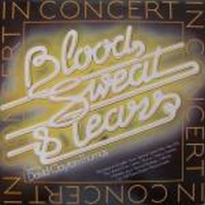 Blood Sweat & Tears - In Concert CD (album) cover