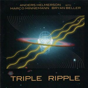 Anders Helmerson - Triple Ripple CD (album) cover