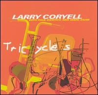 Larry Coryell - Tricycles CD (album) cover