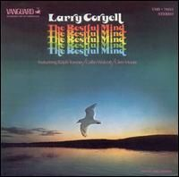 Larry Coryell - The Restful Mind CD (album) cover