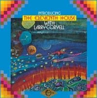 Larry Coryell - Introducing (The Eleventh House With Larry Coryell) CD (album) cover