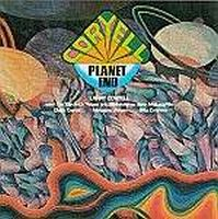 Larry Coryell - Planet End CD (album) cover