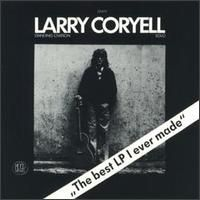 Larry Coryell - Standing Ovation CD (album) cover
