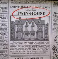 Larry Coryell - Twin-House CD (album) cover