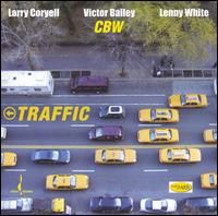 Larry Coryell - Traffic CD (album) cover
