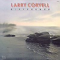 Larry Coryell - Difference CD (album) cover