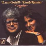 Larry Coryell - Larry Coryell & Emily Remler Together CD (album) cover