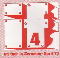 IF - If 4 On Tour In Germany, April '72 CD album cover