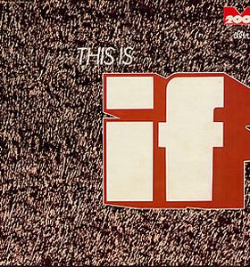 If - This Is If CD (album) cover