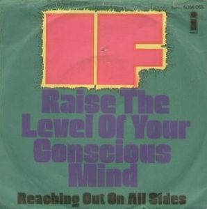 If - Raise The Level Of Your Conscious Mind CD (album) cover