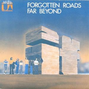 If - Forgotten Roads CD (album) cover