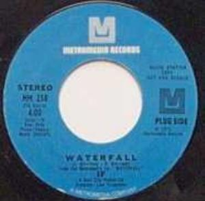 If - Waterfall (promo Single) CD (album) cover
