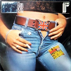 If - The Classic British Rock Scene CD (album) cover