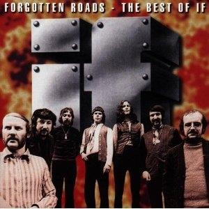 If - Forgotten Roads - The Best Of If CD (album) cover