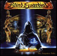 Blind Guardian - The Forgotten Tales CD (album) cover