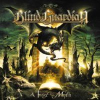 Blind Guardian - A Twist In The Myth CD (album) cover