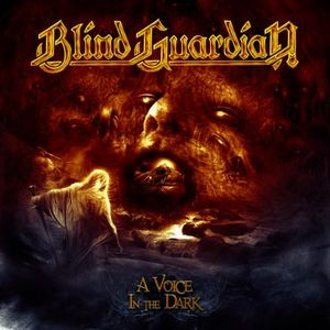 Blind Guardian - A Voice In The Dark CD (album) cover