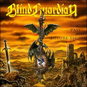 Blind Guardian - A Past And Future Secret CD (album) cover