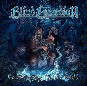 Blind Guardian - The Bard's Song (in The Forest) CD (album) cover