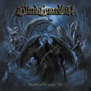 Blind Guardian - Another Stranger Me CD (album) cover