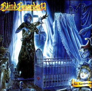 Blind Guardian - Mr. Sandman CD (album) cover