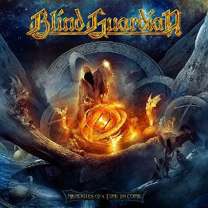 BLIND GUARDIAN - Memories Of A Time To Come CD album cover