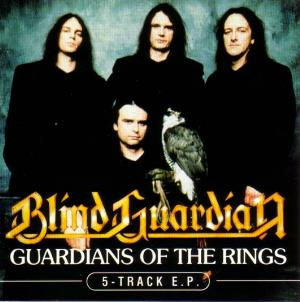 Blind Guardian - Guardians Of The Rings CD (album) cover
