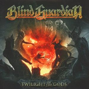 Blind Guardian - Twilight Of The Gods CD (album) cover