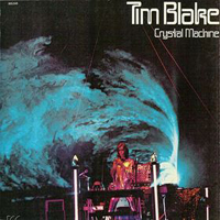 Tim Blake - Crystal Machine CD (album) cover