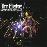 Tim Blake - Blake's New Jerusalem CD (album) cover