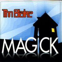 Tim Blake - Magick CD (album) cover