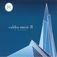 Tim Blake - Caldea Music II CD (album) cover