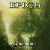 Epica - The Score CD (album) cover