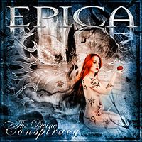 Epica - The Divine Conspiracy CD (album) cover