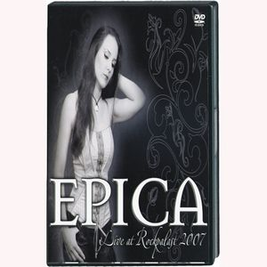 Epica - Live At Rockpalast 2007 DVD (album) cover