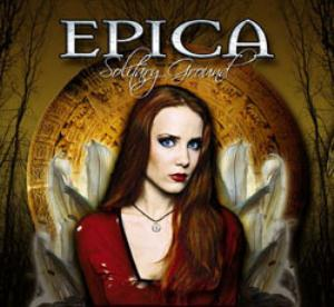 Epica - Solitary Ground CD (album) cover