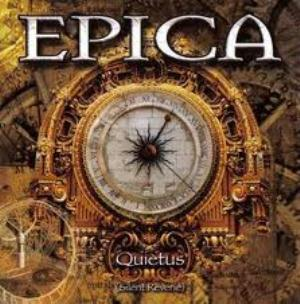 Epica - Quietus (silent Reverie) CD (album) cover
