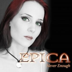 Epica - Never Enough CD (album) cover