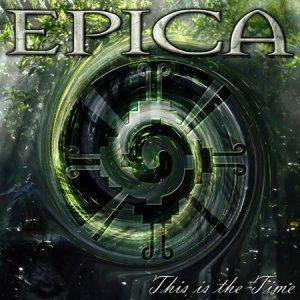 Epica - This Is The Time CD (album) cover