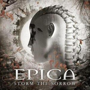 Epica - Storm The Sorrow CD (album) cover