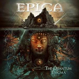 Epica - The Quantum Enigma CD (album) cover