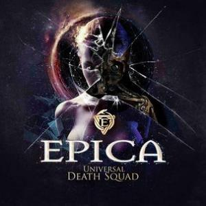 Epica - The Holographic Principle CD (album) cover