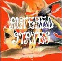 Altered States - Altered States CD (album) cover